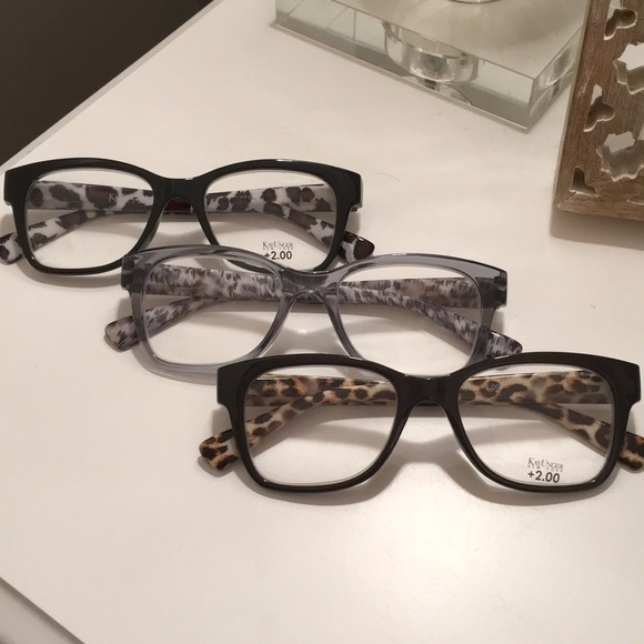 7241d9f28606 Kay Unger Accessories | 3 Reading Glasses | Poshmark